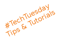 #TechTuesday Tutorials